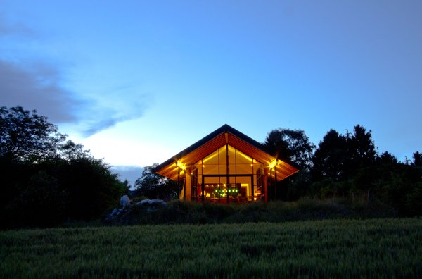 Photo 8 of The  L o n g  H o u s e modern home