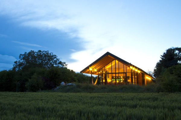 Photo 4 of The  L o n g  H o u s e modern home