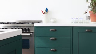 How to make white work in a kitchen - Photo 1 of 4 - Created by Bath Bespoke