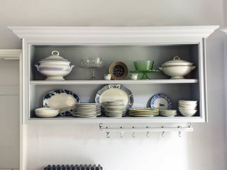 How to make white work in a kitchen - Photo 4 of 4 - Designed by Mia Marquez. Created by Bath Bespoke