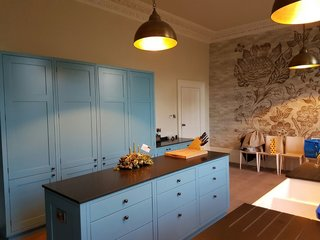 10 questions you should ask when starting a kitchen design project - Photo 3 of 3 - Clifton townhouse kitchen by Bath Bespoke