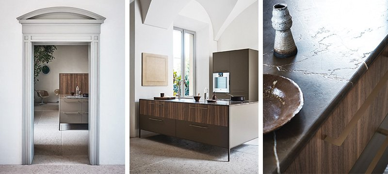 European Kitchen Design - Cesar NYC by Cesar NYC