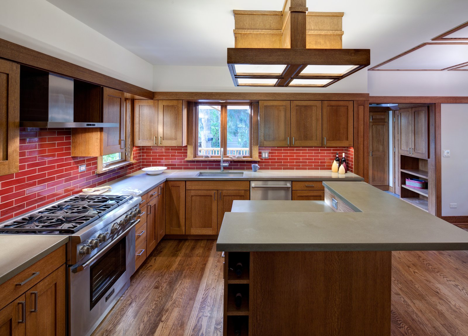 Oak Park Historic Remodel by TBDA