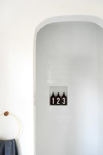 A Small 1920s Guesthouse Bathroom Gets A Modern Makeover - Photo 6 of 9 -