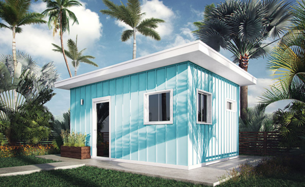 Tiny Pacific Houses is the brainchild of Hawaii-born Brandon Hardin, who saw the trend gaining popularity in the Pacific Northwest.