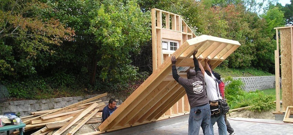California Pre-Cut Homes provides a panelized wall building system that allows you, the owner, to construct your own project—  Photo 5 of 11 in 10 Kit Home Companies to Watch