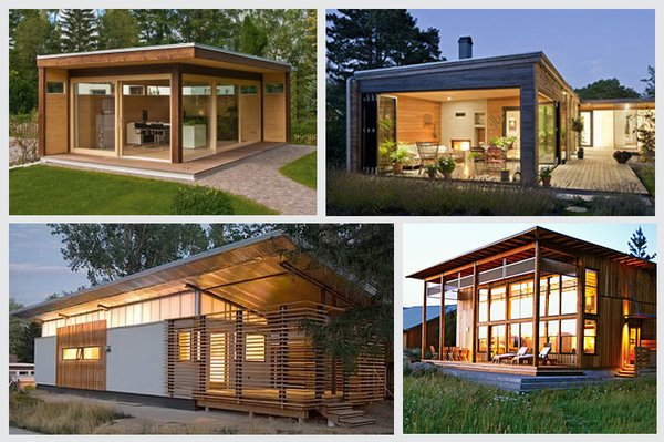 Dwell 10 kit home companies to watch for Energy efficient kit homes