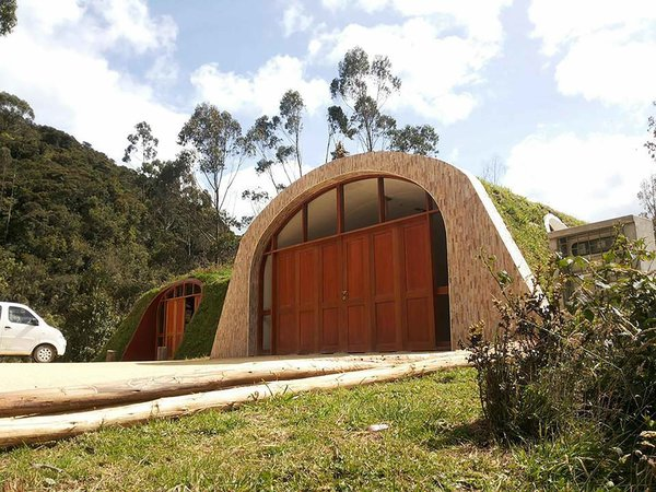 These elegant arched structures are made of reinforced polymer modular components, which are durable, flexible, and waterproof. With endless design possibilities, these structures can be assembled quickly and easily, with minimal cost to create a gracious living environment that's in harmony with nature.