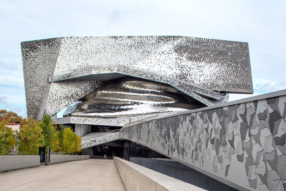 The Philharmonie de Paris arrived amid much controversy, given that it was two years late and three-times over budget, with a Guardian newspaper critic calling the building a  Photo 9 of 11 in 10 Jean Nouvel Buildings We Love