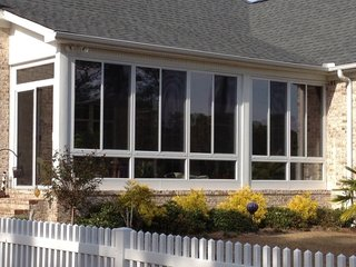 Sunrooms save on heating and cooling costs, while adding value to your home. Coastal Enclosures offers fully customizable solutions designed to match the style of your home.