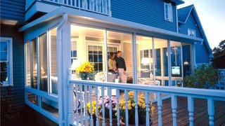 Delaware Valley Sunrooms pride themselves on their 70 years of experience and hands-on service when it comes to installation, as well as offering a 50 year warranty. Every component is manufactured locally and the installation comes with a dedicated project manager and construction team.