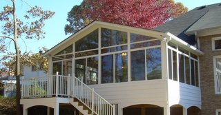 "Georgia-based DC Sunrooms offers out-of-the box options, as well as suggestions on improving or upgrading your present sunroom: ""Over the years, we have managed to create the most magical transformations in even the most limited space,"" they are happy to report."