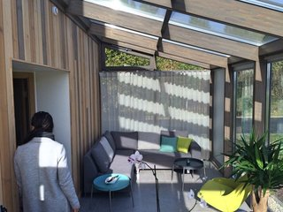 """7 Resources For Prefab Sunrooms and Easy-to-Install Sun Parlors - Photo 6 of 7 - Glass & Wood calls this addition a """"winter garden,"""" promising it will """"enrich and decorate"""" your home and supply a unique identity."""