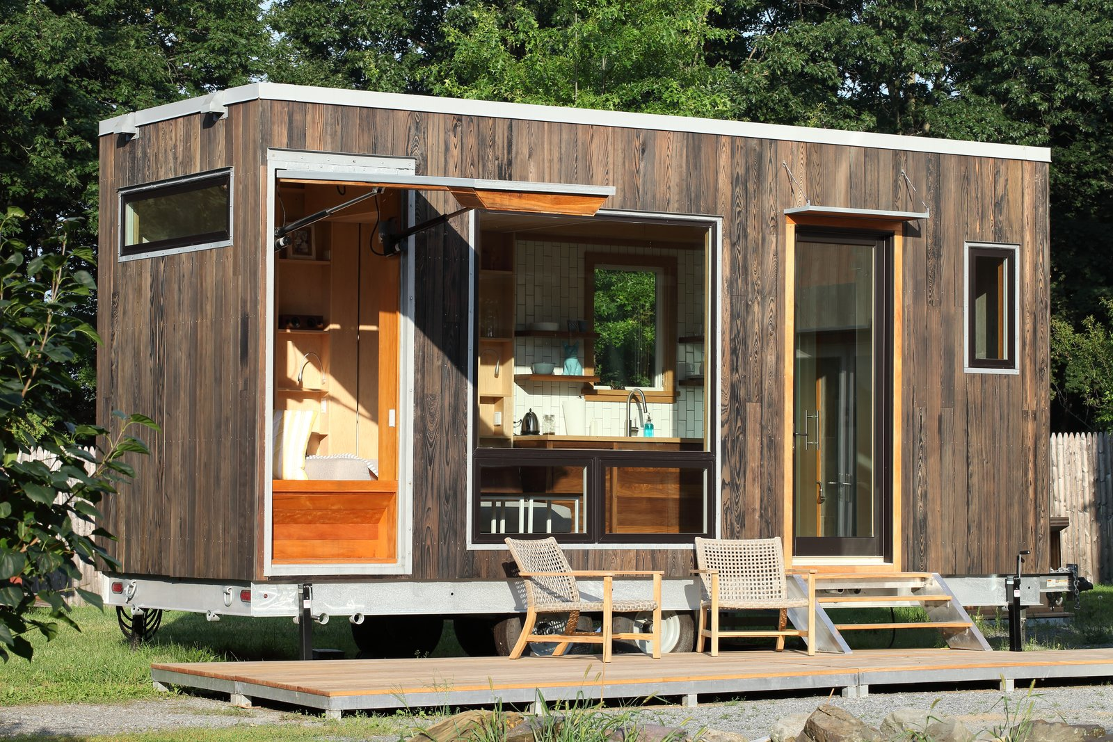 The Sturgis Modern Home In Greenwich, New York By Cubist