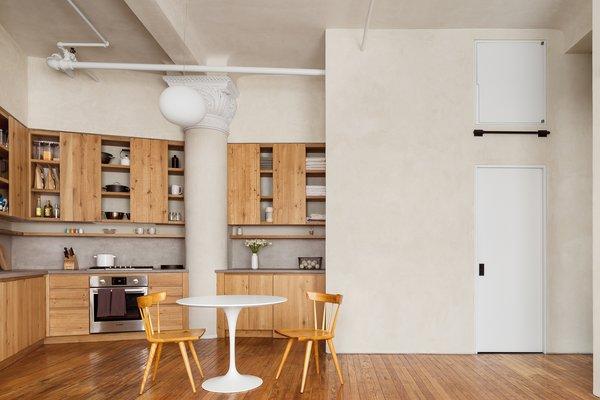 Kitchen Photo 3 of 18th Street Loft modern home