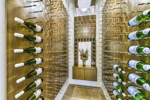 Wine Vault Photo 18 of Ferndale House modern home