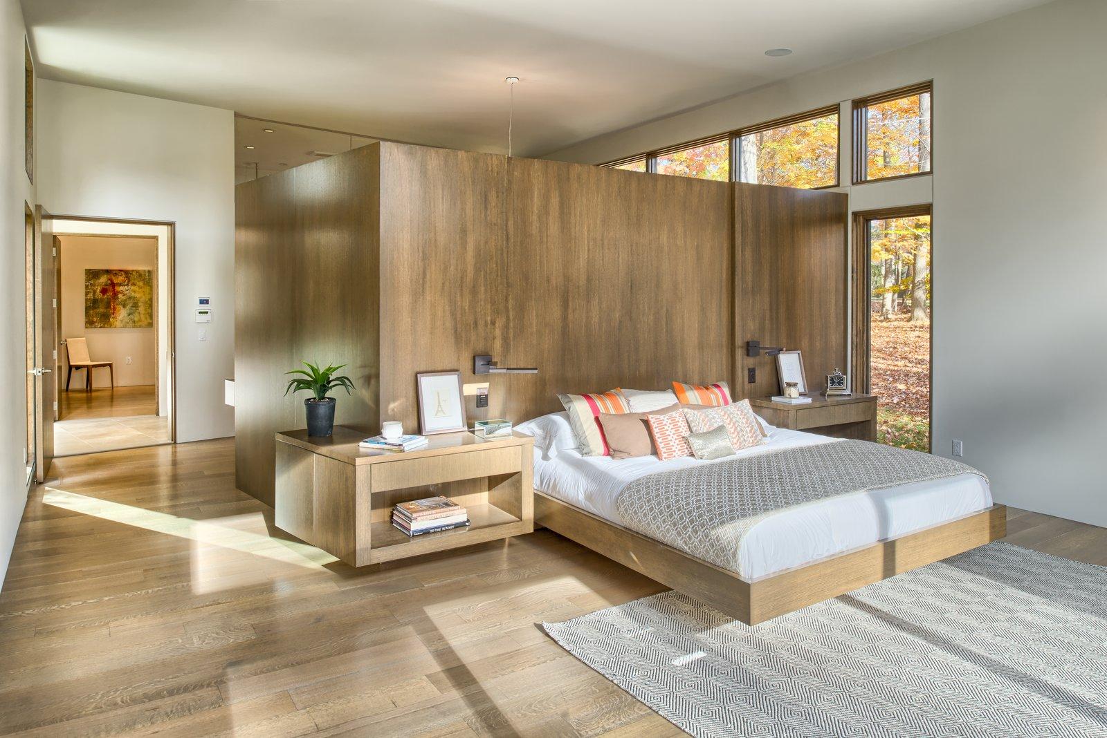 Master Bedroom  Ferndale by Melanie Oster Rosenbaum