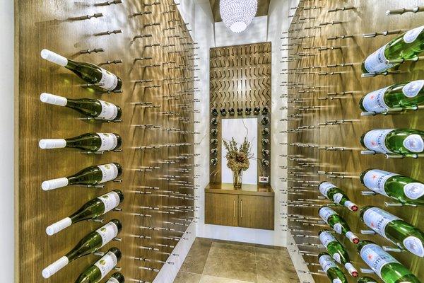 Wine Vault Photo 5 of Ferndale modern home