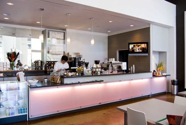 Photo 2 of Gachet Coffee House modern home
