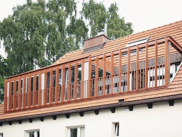 Photo  of EXTENSION OF AN APARTMENT ON AN ATTIC modern home