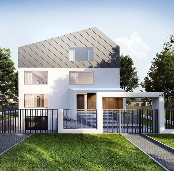 Photo 4 of Froggie (Polish Żabianka) Manor modern home