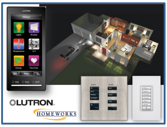 Lutron Lighting Control Systems by LightStyle Solutions