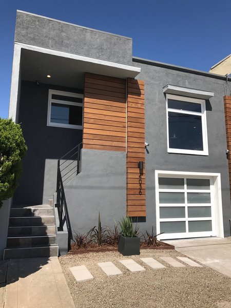 Front Photo 2 of Fully Renovated San Francisco SmartHome modern home