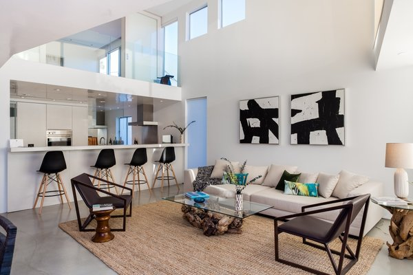 Photo 3 of Stylish Venice Canal Retreat | 2335 Eastern Canal, Venice modern home
