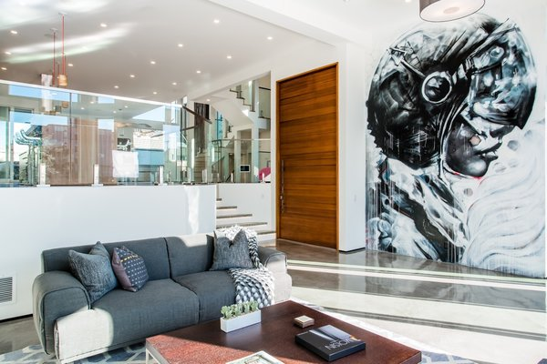 Photo 6 of A Techie's Venice Canal Dream | 4411 Roma Court, Marina del Rey modern home