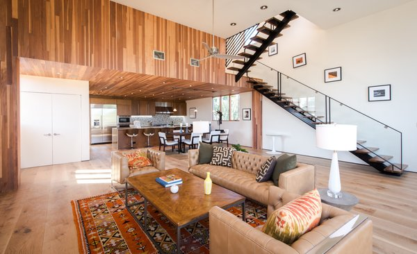 Photo  of Tribeca Loft Meets Venice Beach Home | 661 Broadway Street modern home
