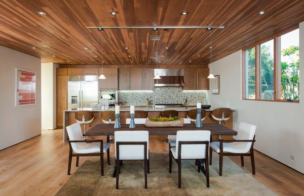 Photo 2 of Tribeca Loft Meets Venice Beach Home | 661 Broadway Street modern home