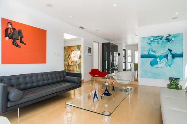 Photo 5 of Sophisticated Architectural in the Heart of Sunset Park   1633 Sunset Avenue, Santa Monica modern home