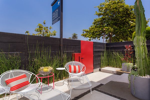 Modern home with rooftop and outdoor. Photo 7 of Quintessential Chic Venice Modern | 308 Grand Blvd, Venice