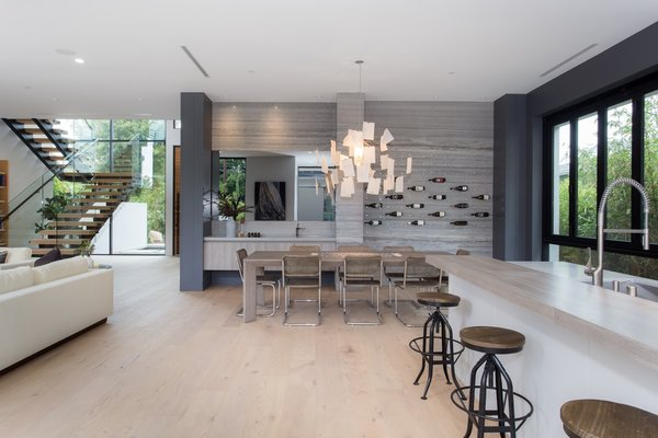 Photo 4 of European-Style Architectural Artistry | 1421 Walgrove Avenue, Venice modern home