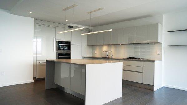 Kitchen Photo 5 of Duplex Apartment Gut Renovation modern home