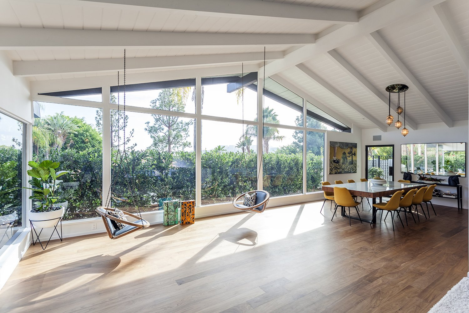 Family / Dining  Thomas Residence by Lincoln Chung Architect
