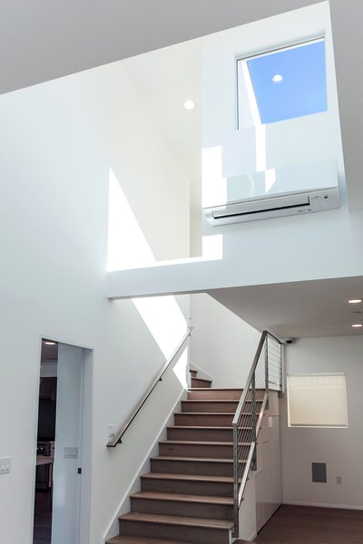 Stairs Photo 7 of Yale St Residence modern home