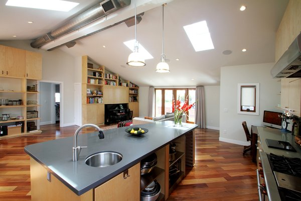 Kitchen Photo 5 of Superba Ave Residence modern home