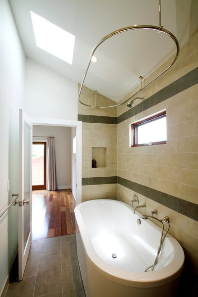 Master bath Photo 7 of Superba Ave Residence modern home