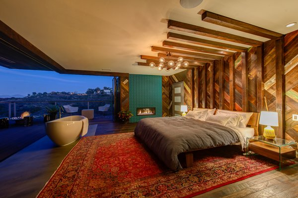Master Bedroom  Photo  of The Burke Residence modern home