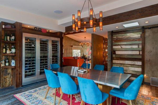 Dinning Room Photo 8 of The Burke Residence modern home
