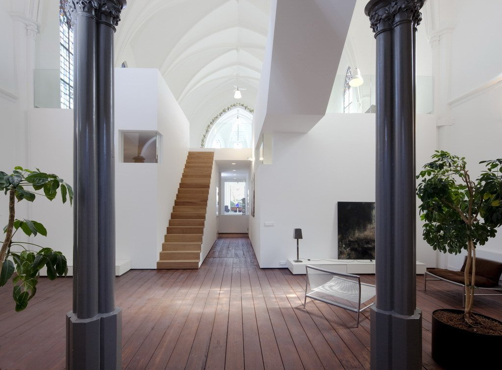 Woonkerk XL by Zecc Architects