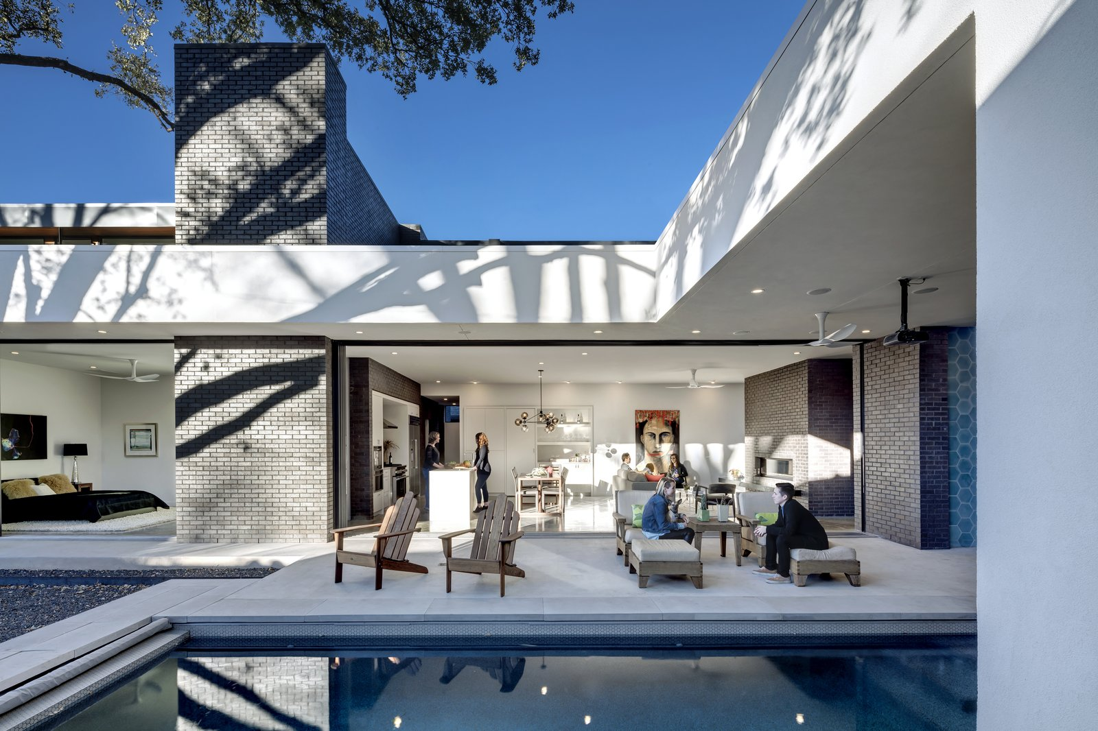 Main Stay House by Matt Fajkus Architecture | Photography: Charles Davis Smith  Main Stay House by Matt Fajkus Architecture