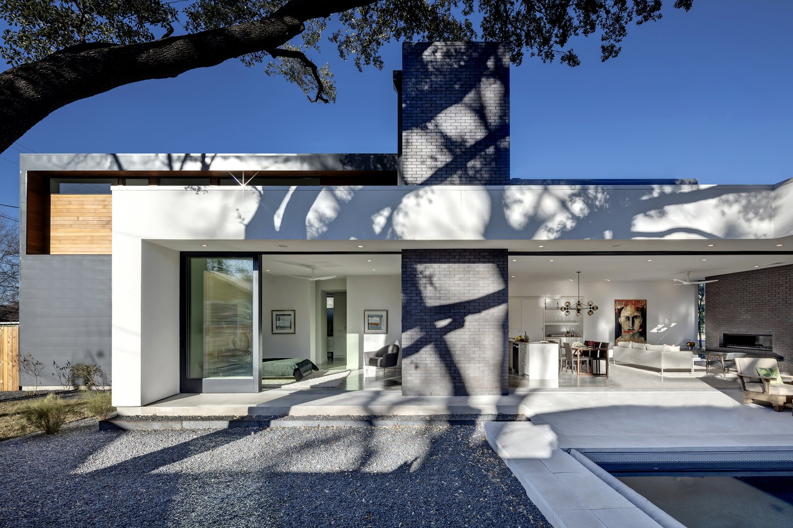 Main Stay House by Matt Fajkus Architecture | Photography: Charles Davis Smith