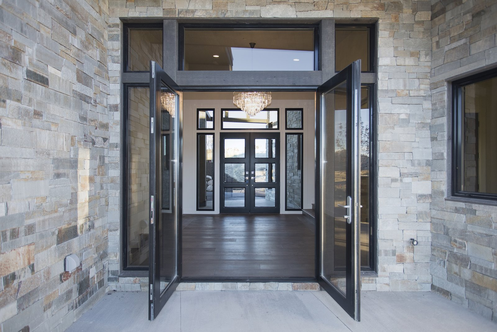Front door  Palisades 14 by The Muve Group