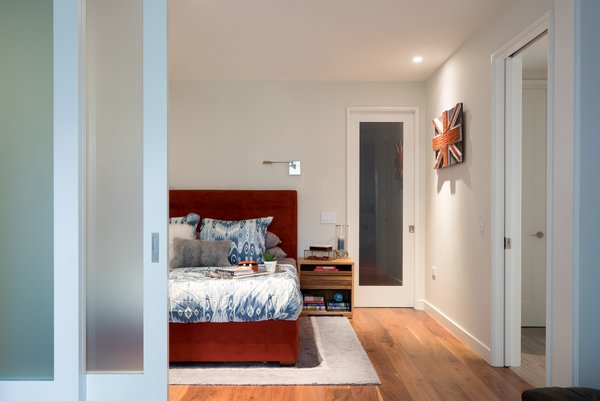 Master bedroom Photo 9 of San Francisco, Cow Hollow Remodel modern home