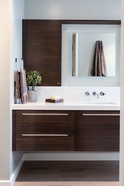 Custom Master Bathroom Photo 11 of San Francisco, Cow Hollow Remodel modern home
