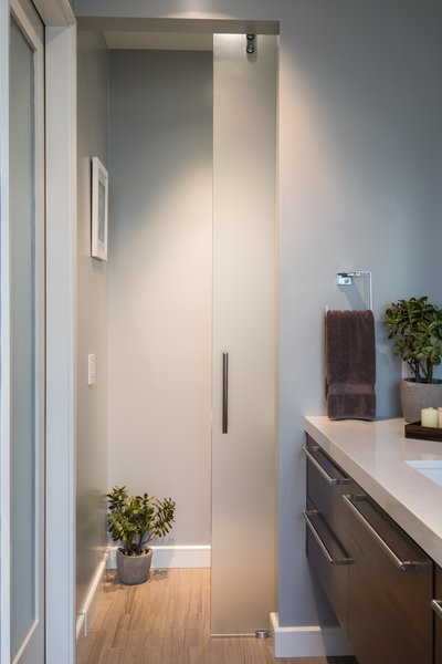 Water Closet Master Bathroom Photo 12 of San Francisco, Cow Hollow Remodel modern home