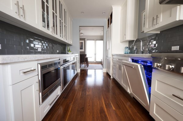 Russian Hill Remodeled Kitchen Photo 6 of San Francisco, Russian Hill Remodel modern home