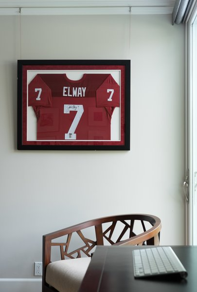 Russian Hill Stanford Football Fan -  Office Photo 18 of San Francisco, Russian Hill Remodel modern home